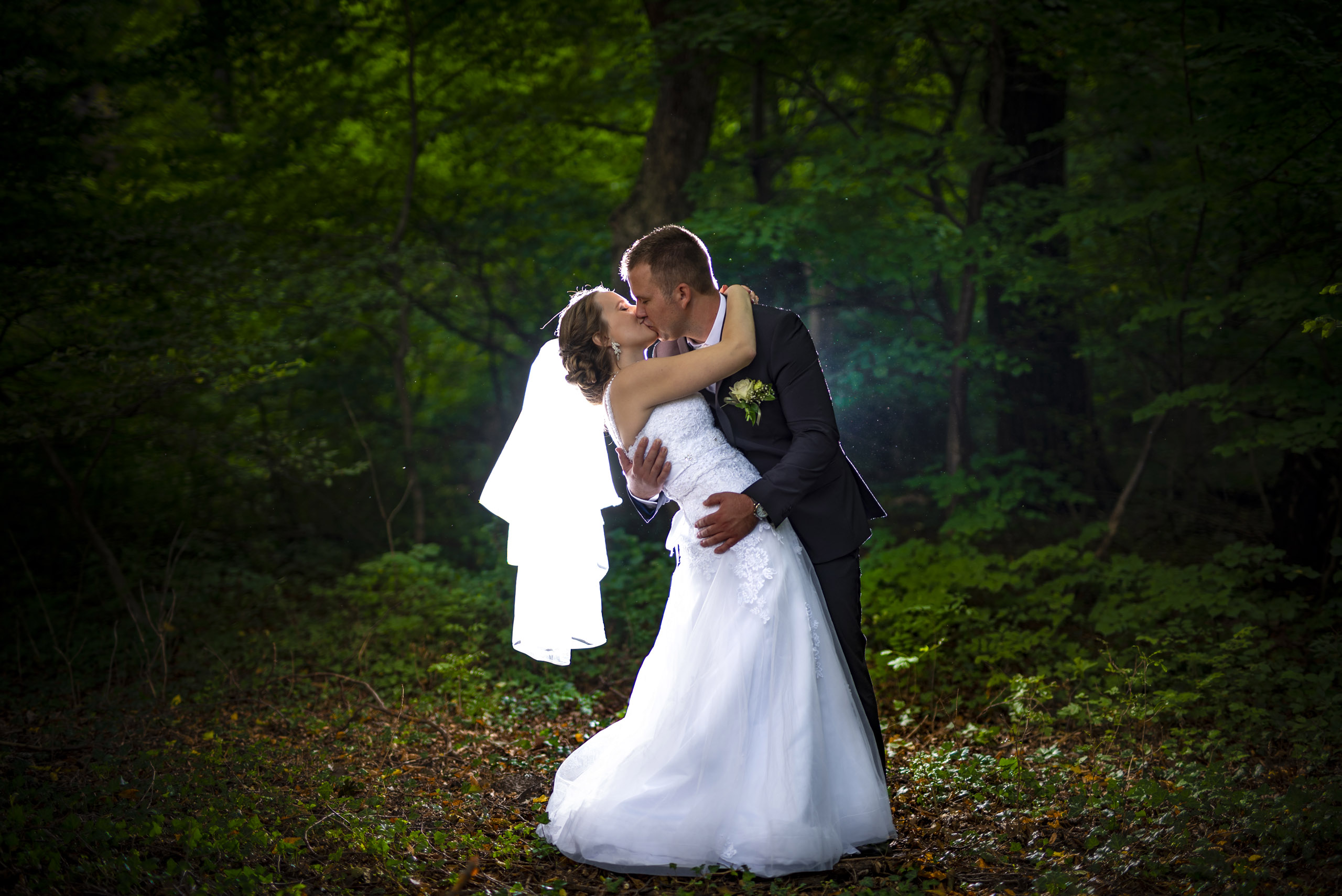 Esküvői-Étel fotózás